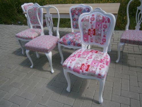 Brocante stoelen uit noord holland