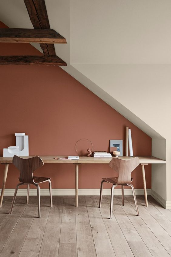 8 Dreamy interiors with Cavern Clay - The nostalgic paint ...
