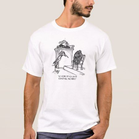 Bird Cartoon 2021 T-Shirt - click to get yours right now!