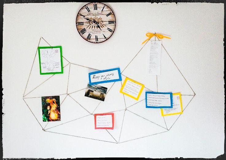 Creating a DIY photo display