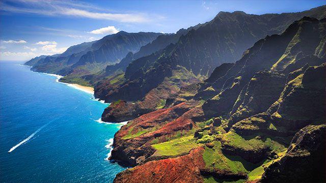 Na Pali Coast, Kauai, Hawaii, United States