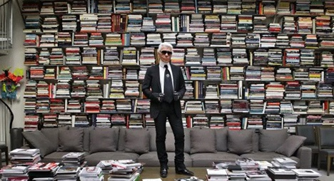 """""""If you go home with somebody and they don't have books, don't fuck them."""" John Waters"""