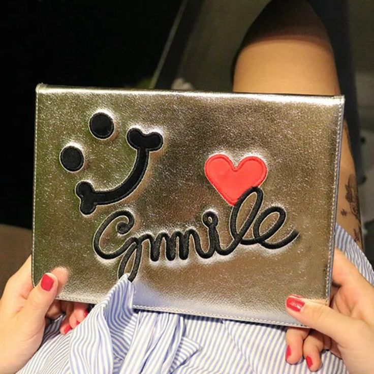 Tablet Case for Apple ipad mini 1/2/3 stitchwork heart & Smile multifunction PU leather protective Cover stand shell coque para