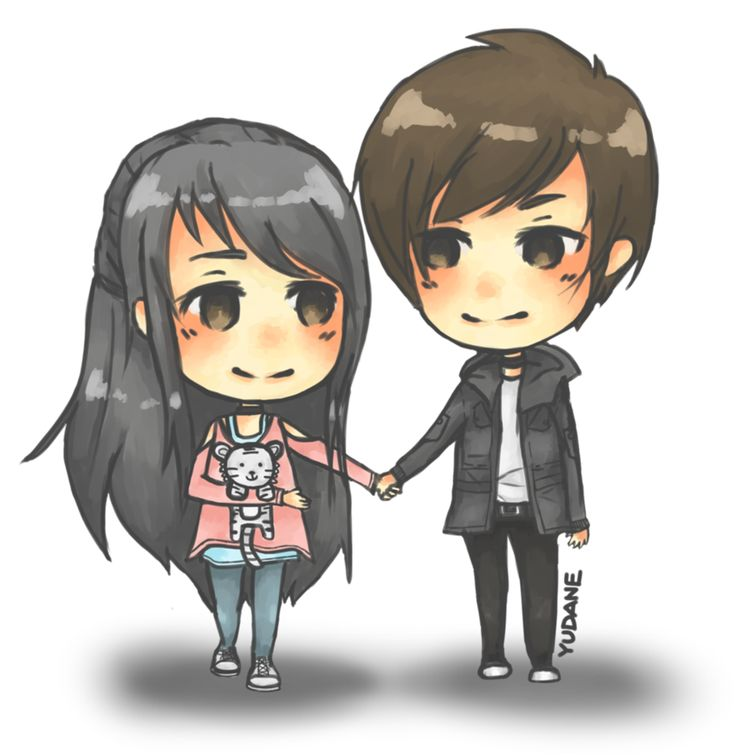 Images for cute anime chibi couples tumblr chibi - Cute anime couple pictures ...