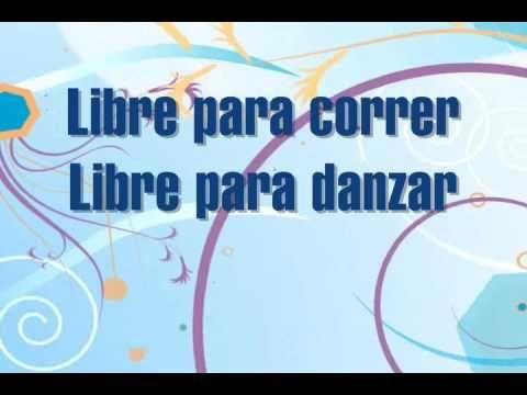 LIBRE SOY con Letra DAVID SCARPETA - YouTube