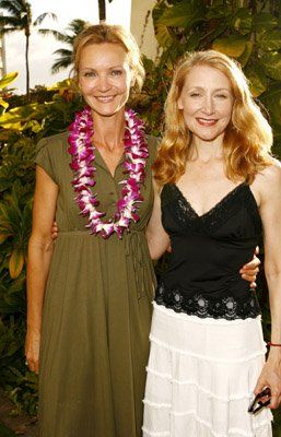 Joan Allen and Patricia Clarkson