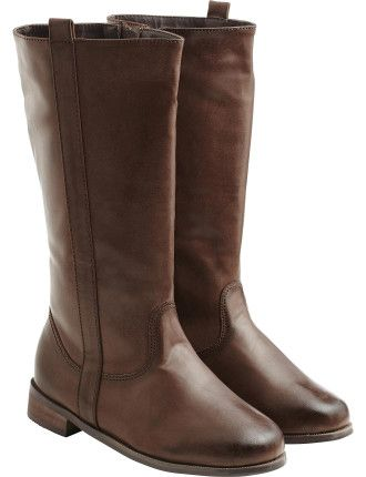 Walnut Melbourne - Maddy Long Boot