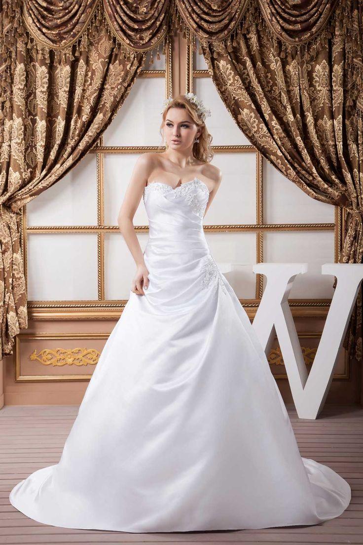14 besten Wedding Dresses Bilder auf Pinterest | Braut
