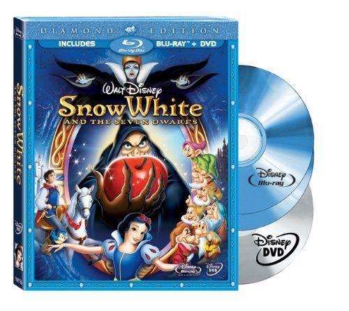 Snow White and the Seven Dwarfs (Three-Disc Diamond Edition Blu-ray/DVD Combo + BD Live w/ Blu-ray packaging) Blu-ray ~ Adriana Caselotti, http://www.amazon.com/dp/B001V9LPWQ/ref=cm_sw_r_pi_dp_apn8qb0EX74HA