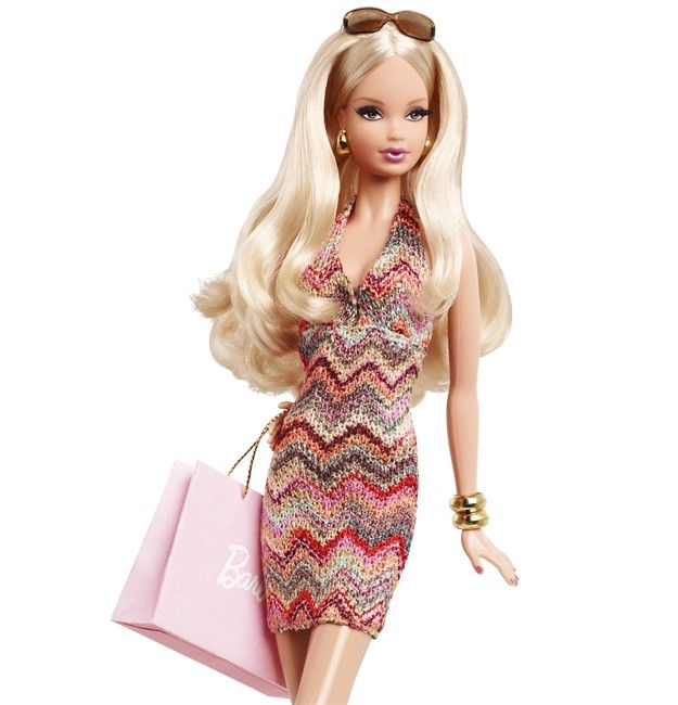 City Shopper Barbie Doll - Fashion Dolls - Product X8256 | Barbie Collector