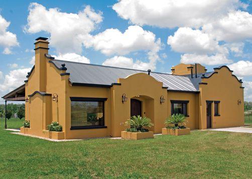 Arquinova casas fredi llosa interiors and buenos aires - Casas con estilo ...
