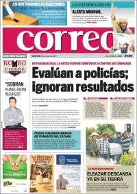 Periódico de Guanajuato, México