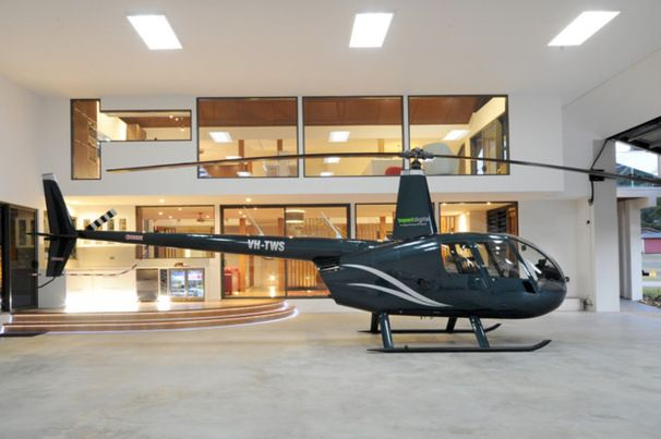 Mansion With Helicopter Hanger Sydney Hunters Hill
