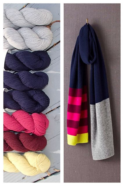 Ravelry: jocelyngermany's Boden. Love this colour combination which I would have never tried by myself!