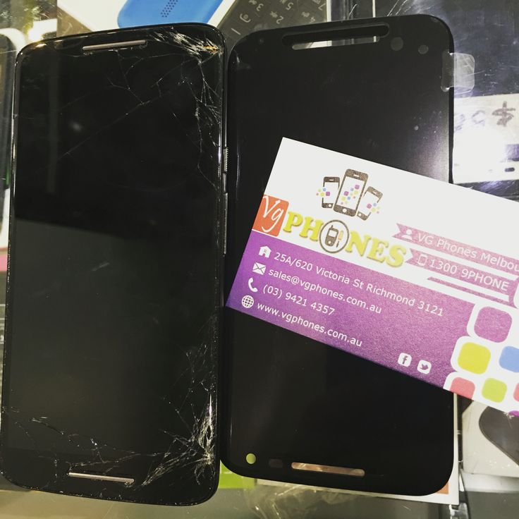 Motorola X Play screen repairs