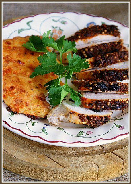 Chicken Breast Roast with herbs (RU) | Dinners | Pinterest | Chicken ...