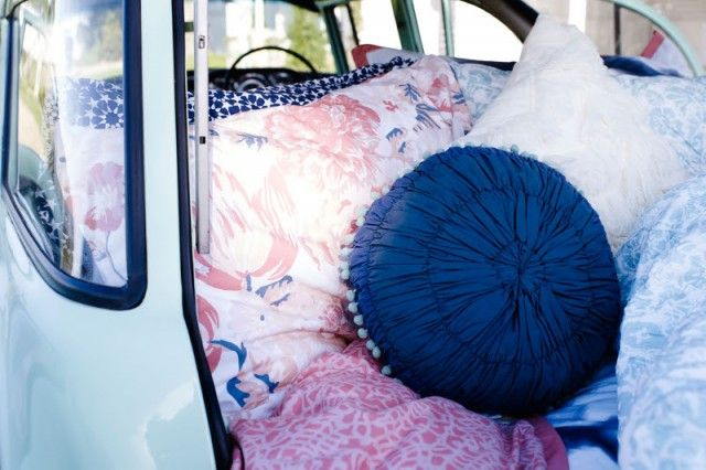 Journey from Heart to Home, linen by stylist Shannon Fricke - The Interiors Addict