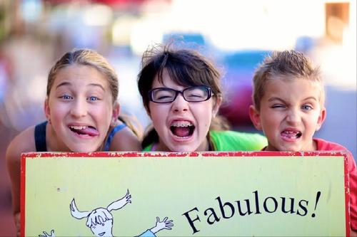 celebrating a whole DECADE of gigi's fabulous kids' fashions & toys in rosemary beach, florida!