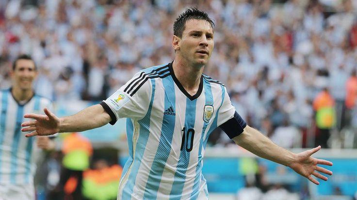 LA PULGA. Argentina Ante Nigeria Para Ganar El Grupo F En