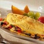 low calories omelette ideas