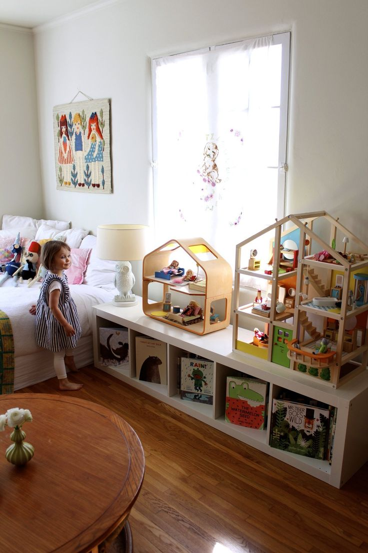 "When it comes to designing children's rooms, there are no rules. But we still have some suggestions for elements to include to make a child's room a place for comfort, discovery, play and memory making. Here are 10 ""somethings"" for every child's room:"