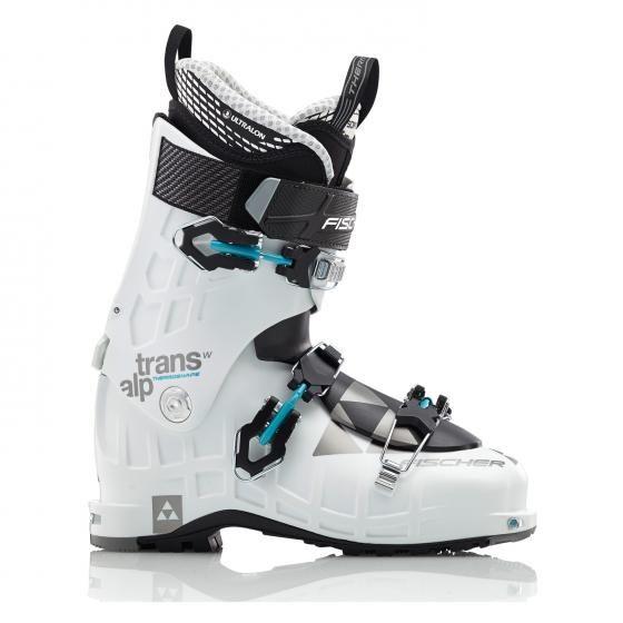 Bottes de ski alpin Fischer Transalp W Thermoshape pour femmes