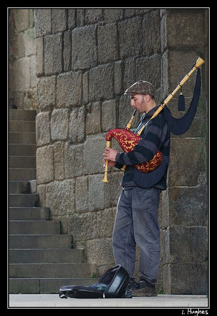 Galician Bagpipes