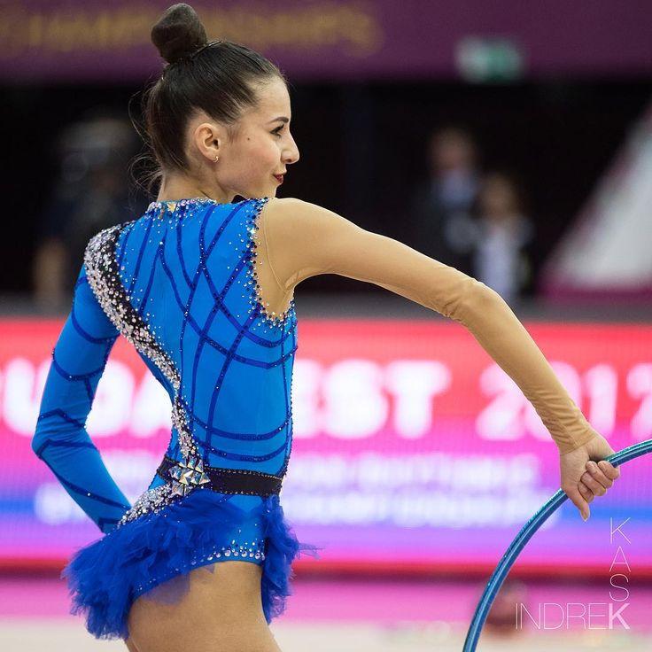 174 отметок «Нравится», 3 комментариев — Indrek Kask (@indrekphotos) в Instagram: «Natela Bolataeva from Georgia @ European Championships 2017 ✊️#natelabolataeva #rhythmicgymnastics…»