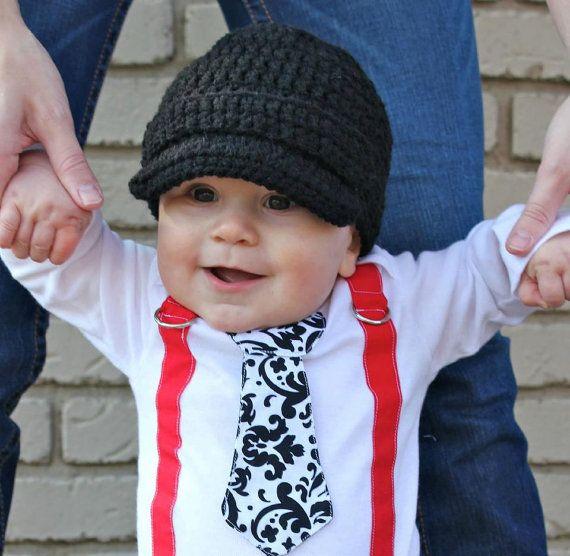 Aweee :) Little Man :)