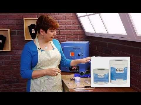 DeNameling - Removing unwanted enamel with Pam East - YouTube