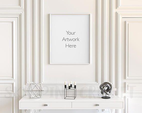 16 X 20 Frame Mockup Poster