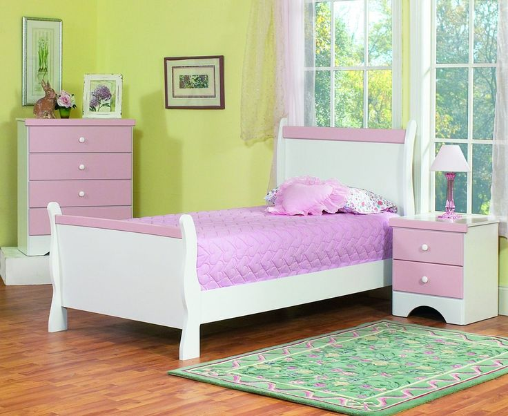 Kid Bedroom Soft Purple Bedroom Furniture Set Theme Color For Your Kids How To Determine the Bedroom Furniture Sets For Kids