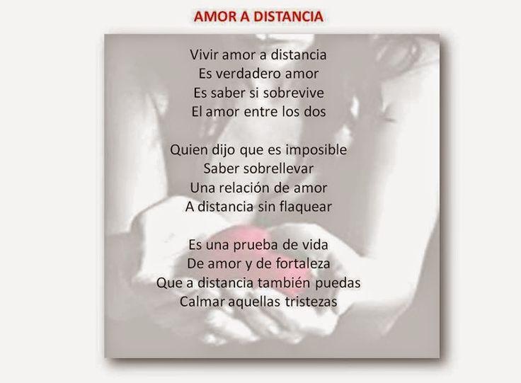 Frases De Amor A Distancia: Amor A La Distancia.