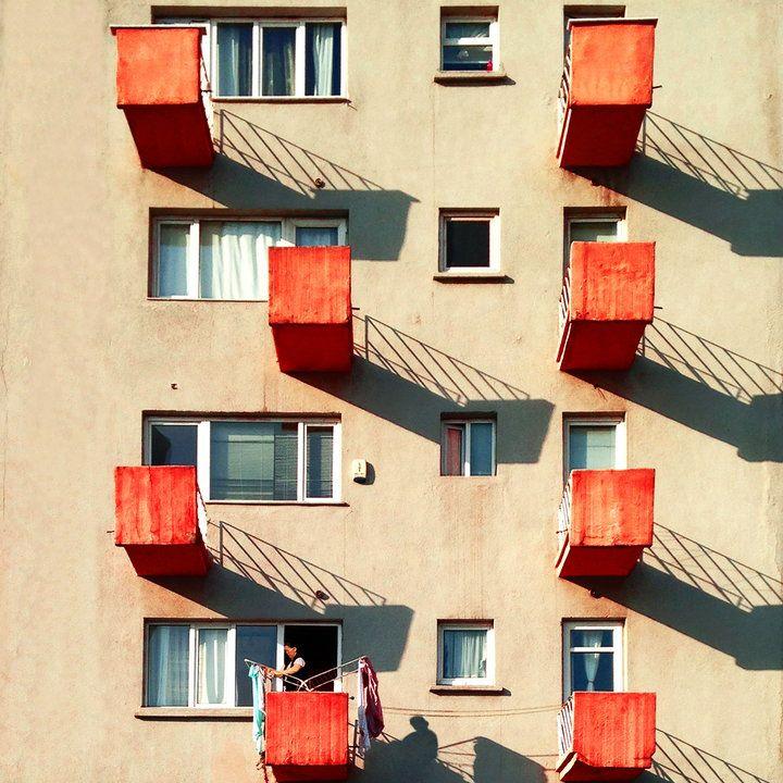 Необычная сторона Стамбула. Фотограф Йенер Торун (Yener Torun)