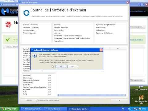 Tutorial MalwareByte Anti-Malware Free | malekal's site