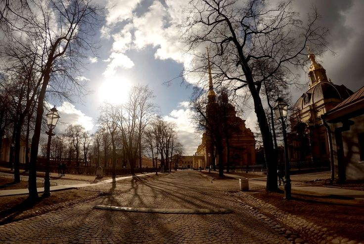 Evening - St. Petersburg (Russia)