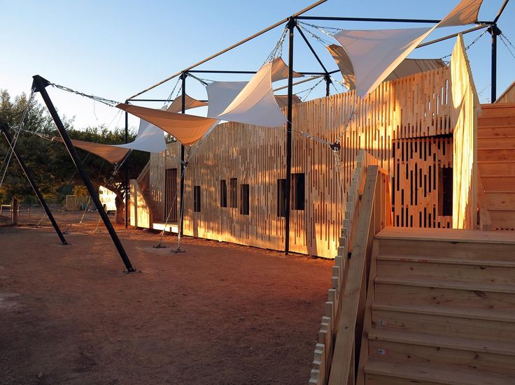 Pumanque Community Centre / The Scarcity and Creativity Studio