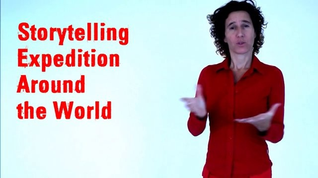 """A short overview on the project """"Storytelling Expedition Around the World"""" By the founders of CoolBrands Around the World. Anouk Pappers - Brand Anthropologist Maarten Schfer - Storytelling Guru"""