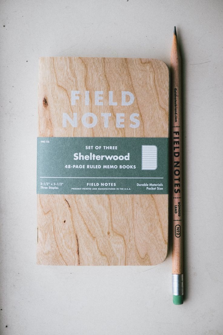 Shelterwood Field Notes