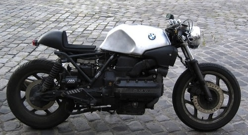 bmw k100 caf racer project brick cafe bmw k100. Black Bedroom Furniture Sets. Home Design Ideas