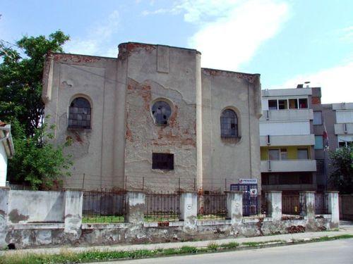 Berettyóújfalu synagogue