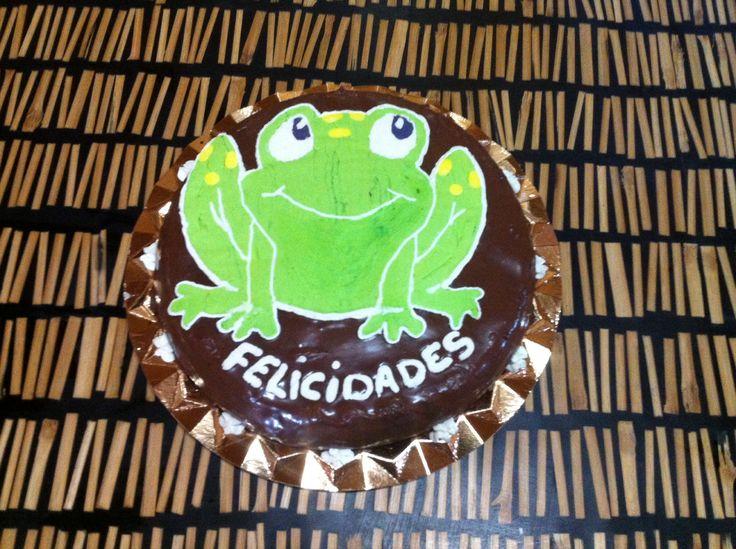 Tarta Rana / Frog Cake