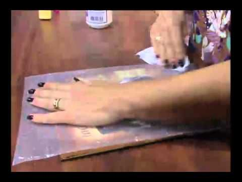 Caixa Masculina com Efeito Madeira - Passo a Passo 2/2 - YouTube