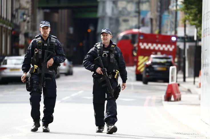 Attentats de Londres: les défis de l'«uber-terrorisme»