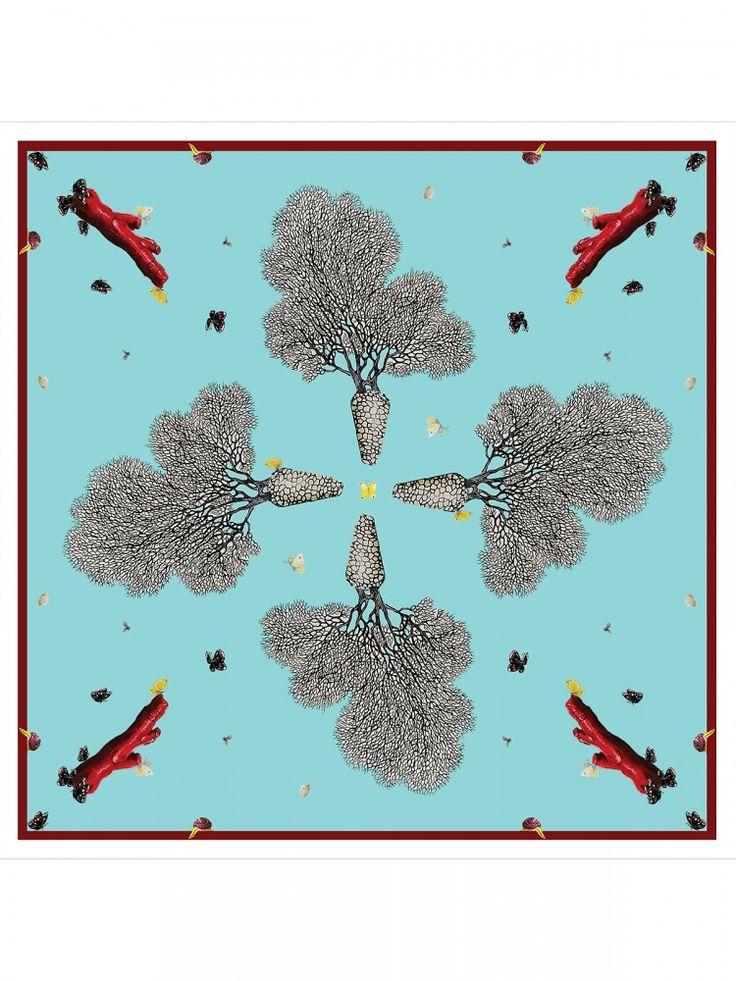 Puissante jusq'au nuit scarf – Hamid Nicola Katrib