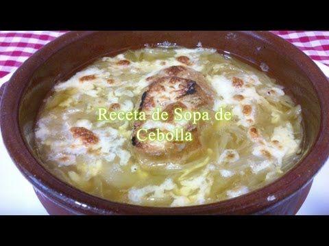 17 best images about cocina sopas y cremas on pinterest - Sopa castellana youtube ...