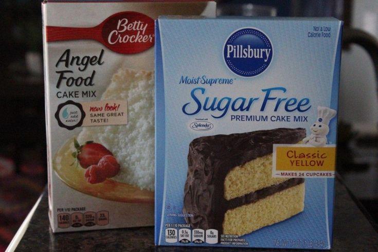 Low Calorie Mug Cake
