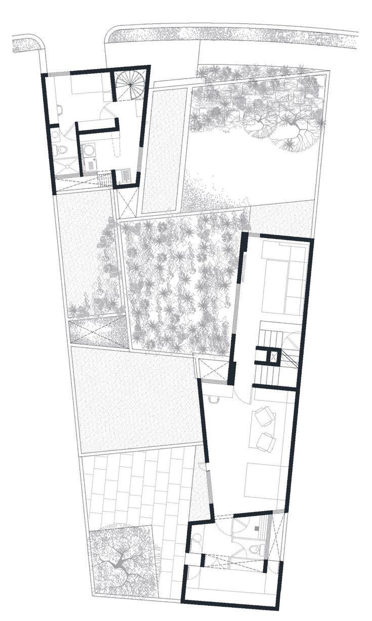 cap house - mexico city - mmx - 2013 - f1 plan