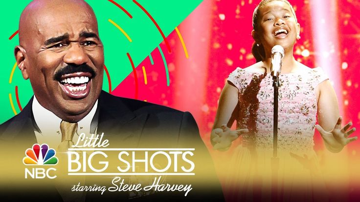 """Little Big Shots - 12-Year-Old Crushes Sia's """"Chandelier""""! (Episode High..."""