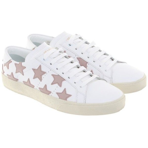 Preowned Sneakers with star application (€449) liked on